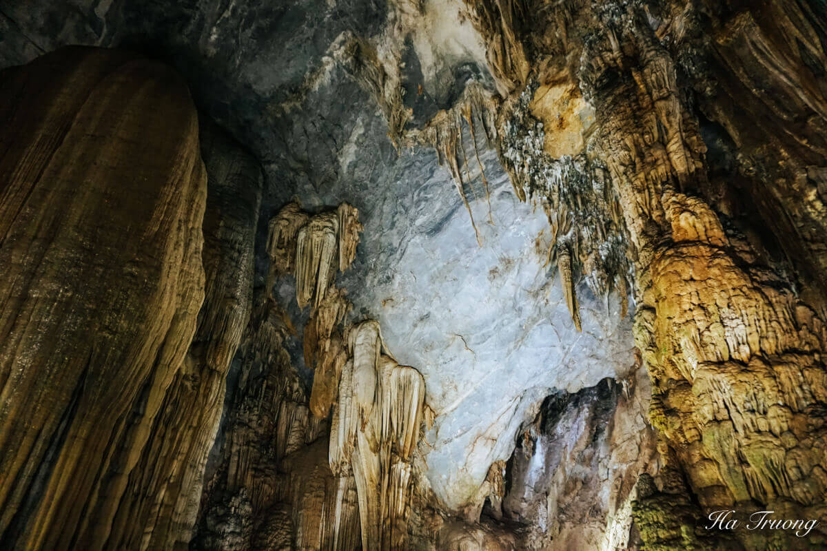 Paradise cave travel guide