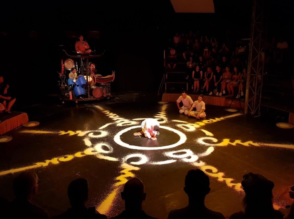 best things to do in Siem Reap circus Phare