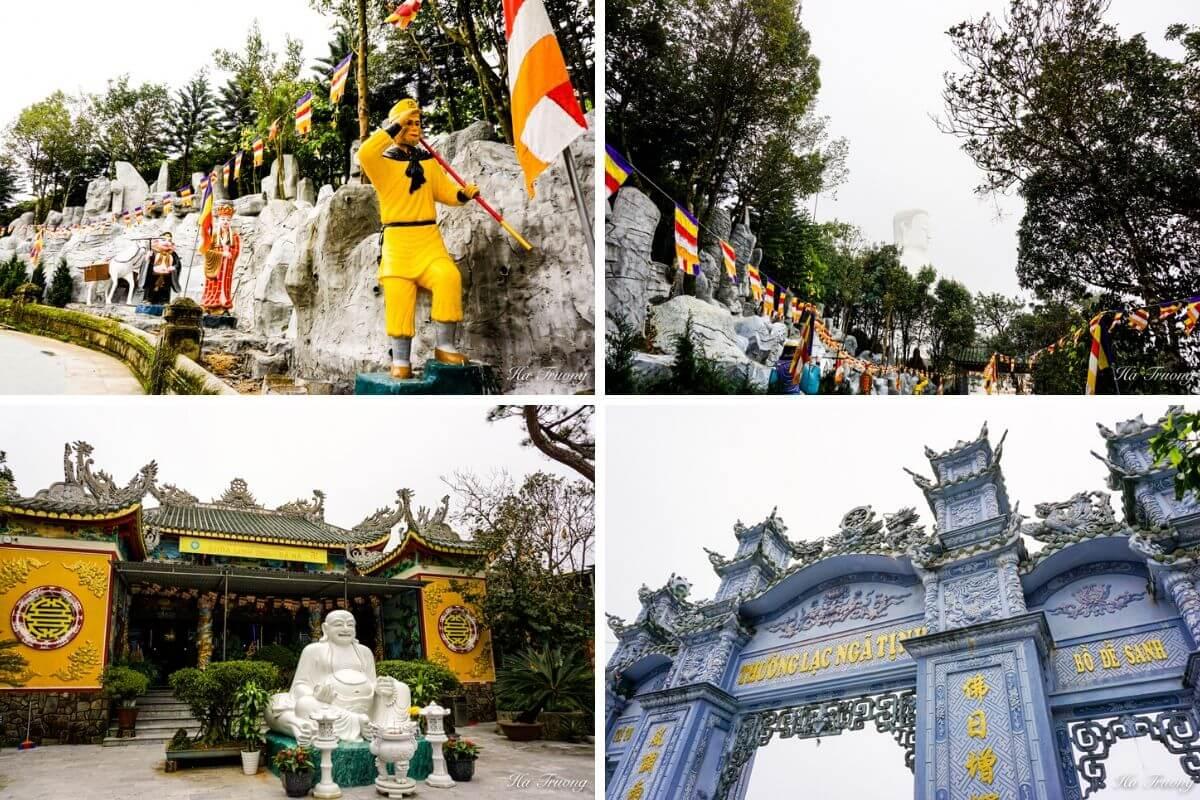 Ba Na Hills Linh Ung pagoda