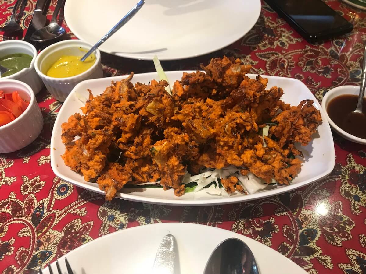 best vegetarian Indian food in Ho Chi Minh city Vietnam