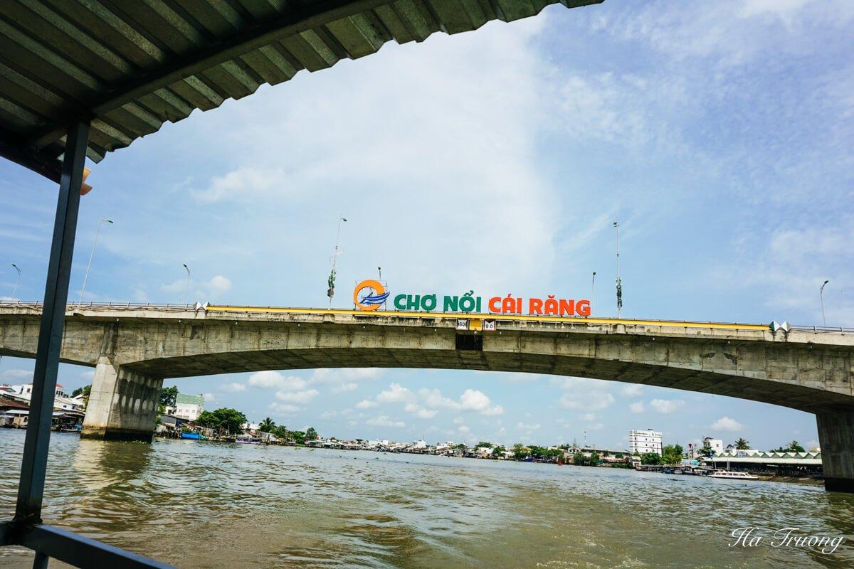 Cai Rang bridge Can Tho