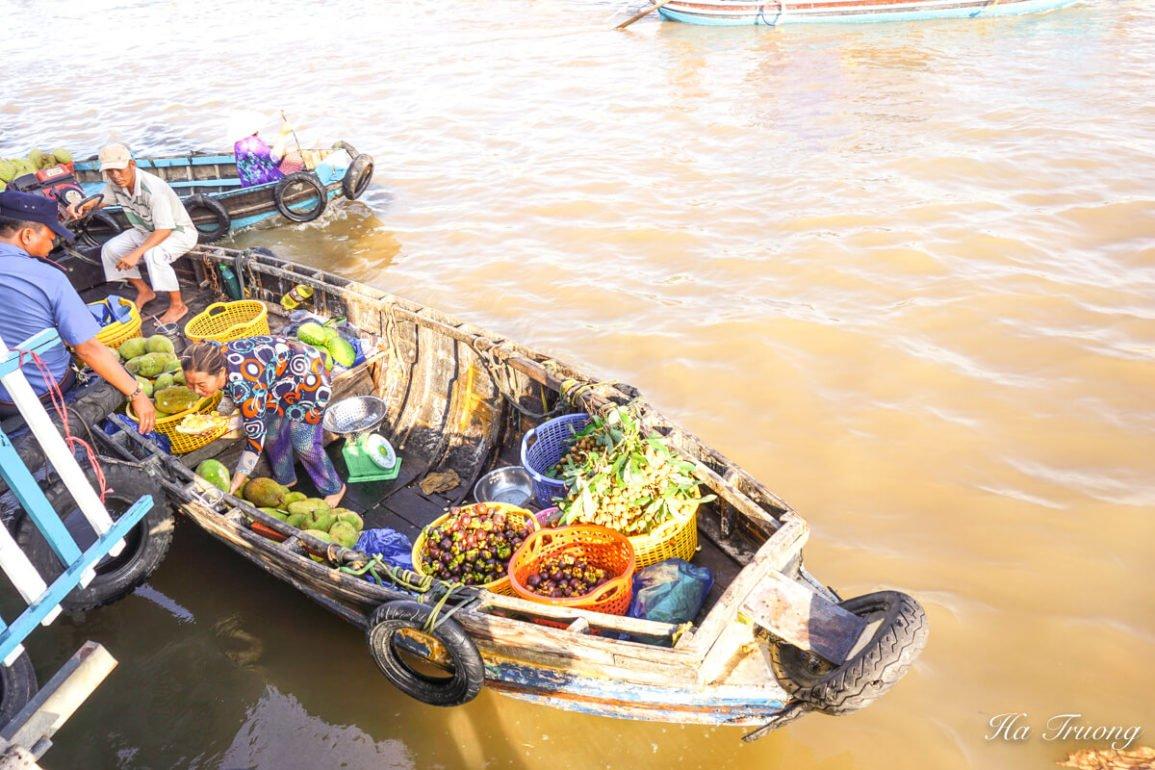 best time to visit Mekong Delta Vietnam