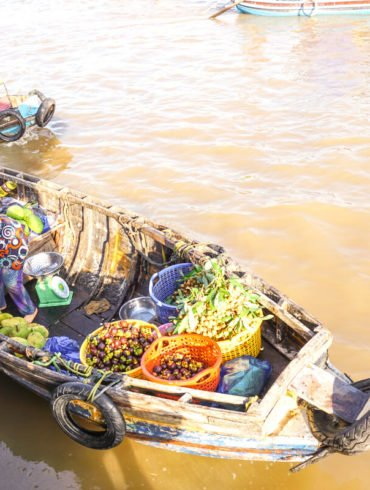 best time to visit Mekong Delta Vietnam