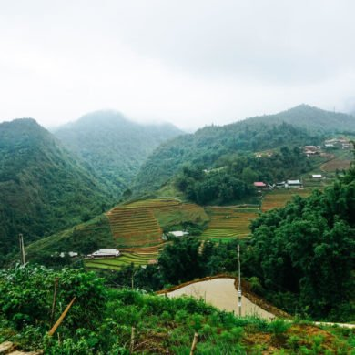 Hanoi to Lao Cai Vietnam