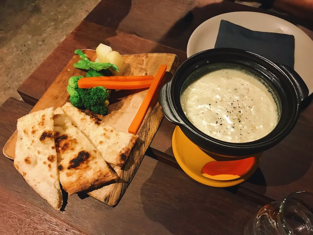 best place to eat Cheese fondue in Ho Chi Minh city