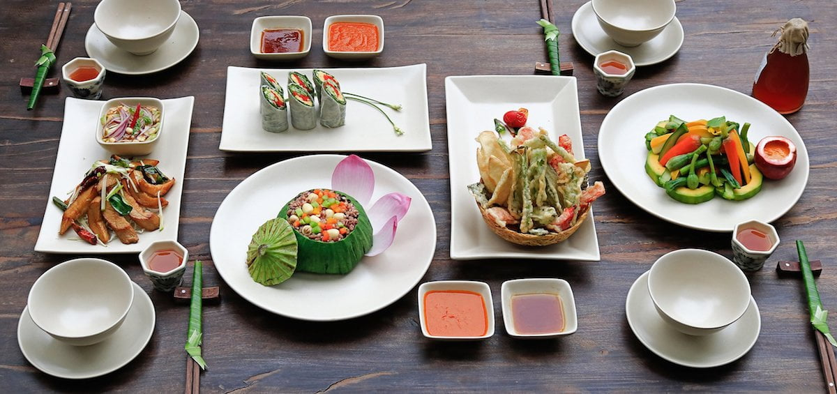 best vegetarian restaurant in Saigon Vietnam