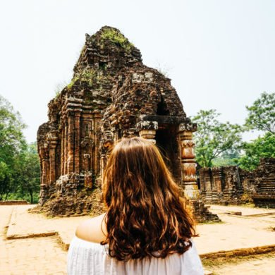 My Son Sanctuary Vietnam travel guide