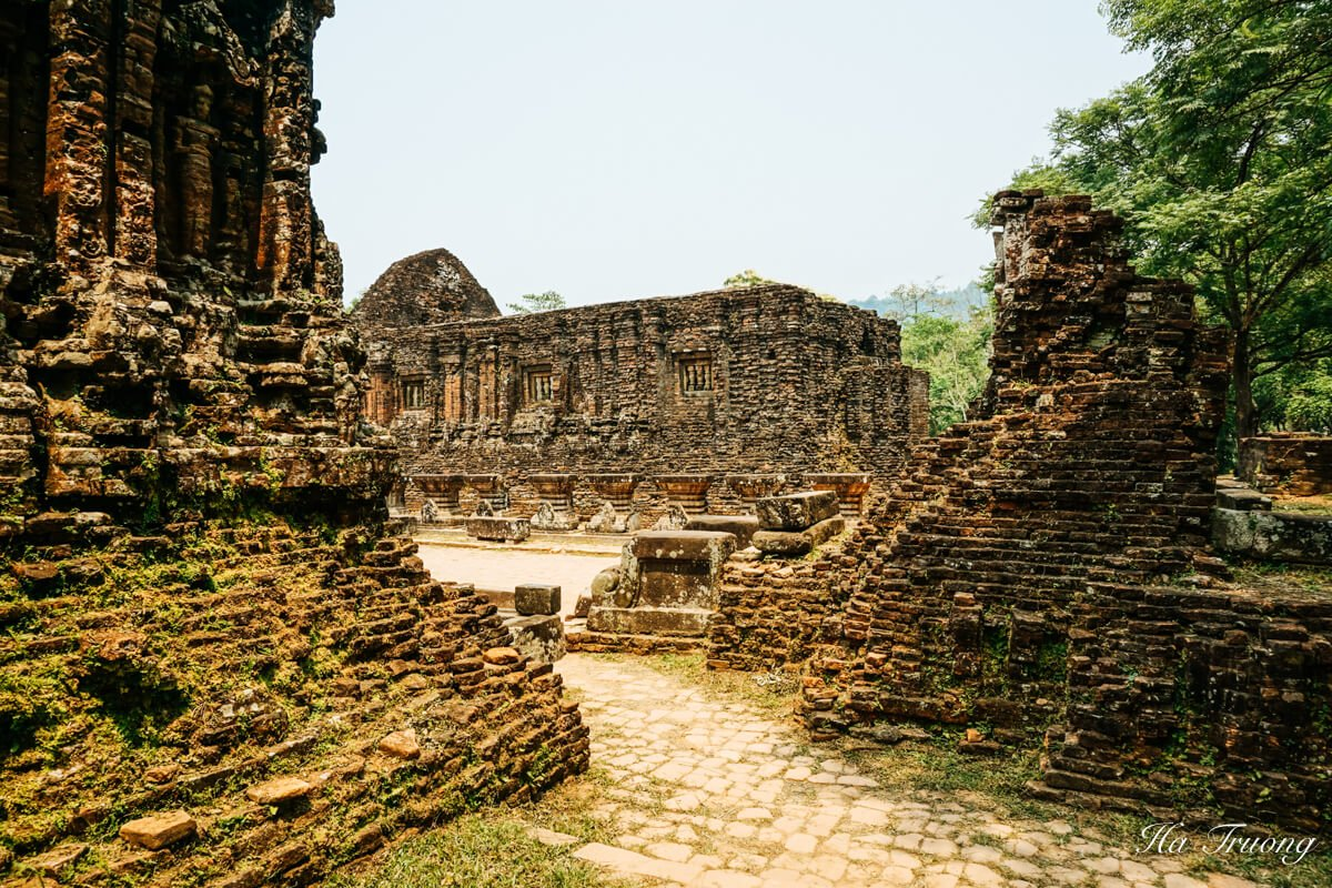 My Son Sanctuary Champa Temples complex
