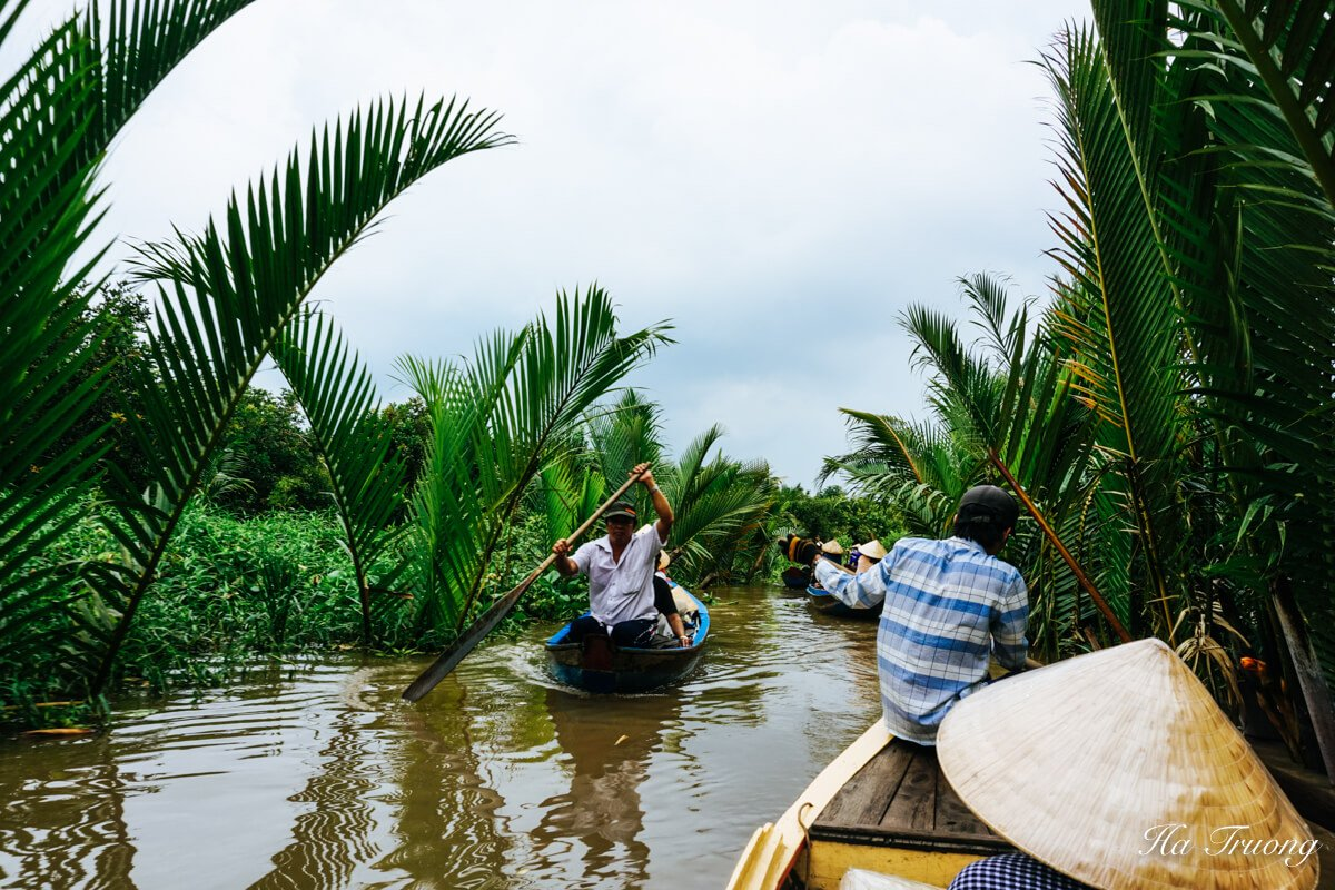1 day in My Tho Mekong Delta Vietnam