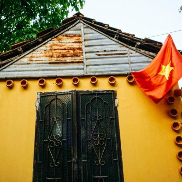 Hanoi to Hoi An Vietnam