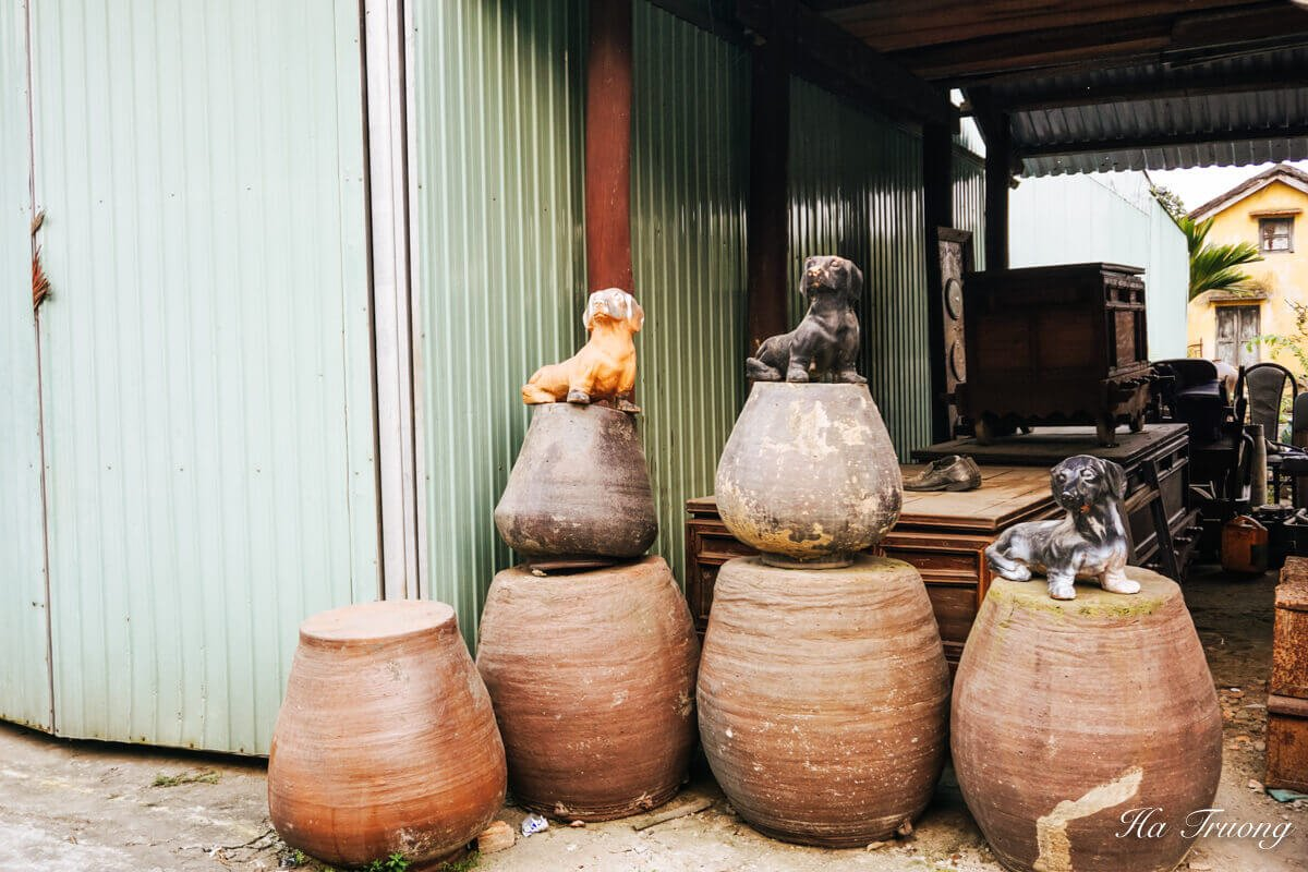 Thanh Ha Pottery Village travel guide