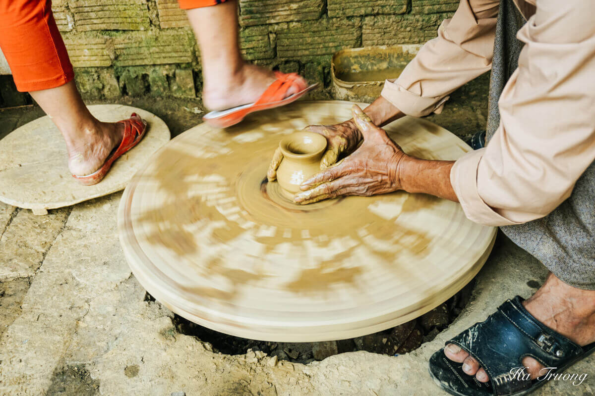 best things to do in Thanh Ha Pottery Village Hoi An Vietnam
