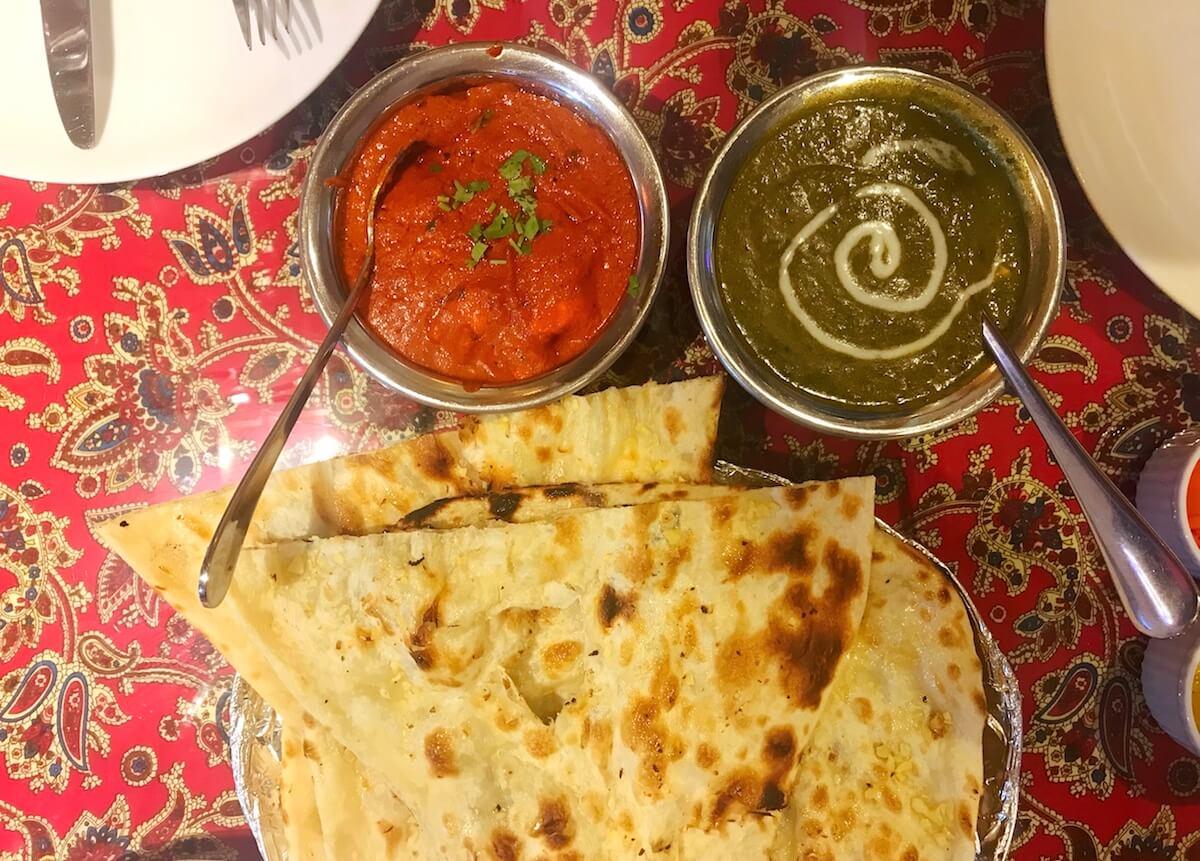 best vegetarian Indian restaurant in Ho Chi Minh city Vietnam