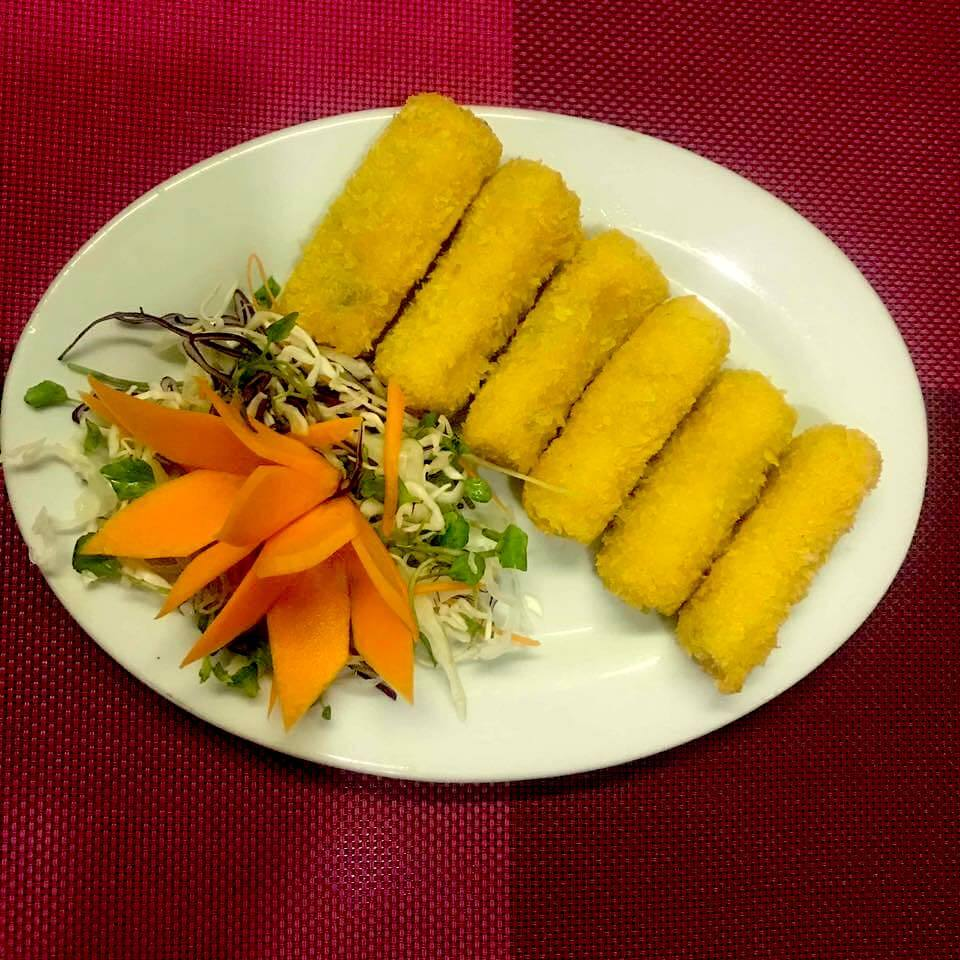place to eat vegetarian food in Ho Chi Minh Vietnam