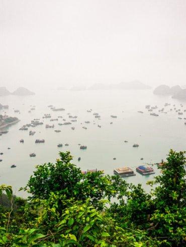 Hanoi to Hai Phong Vietnam