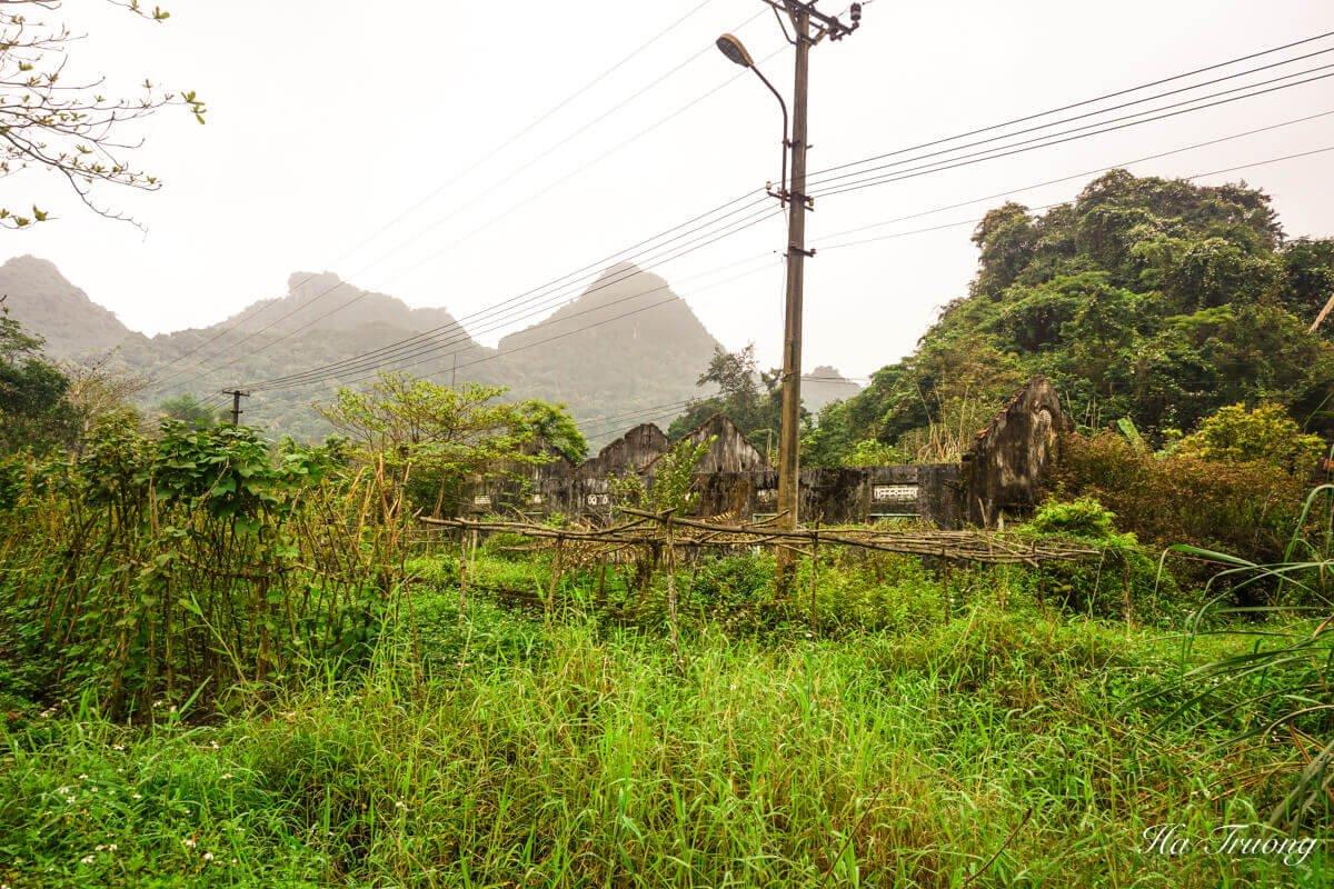 Cat Ba National Park road