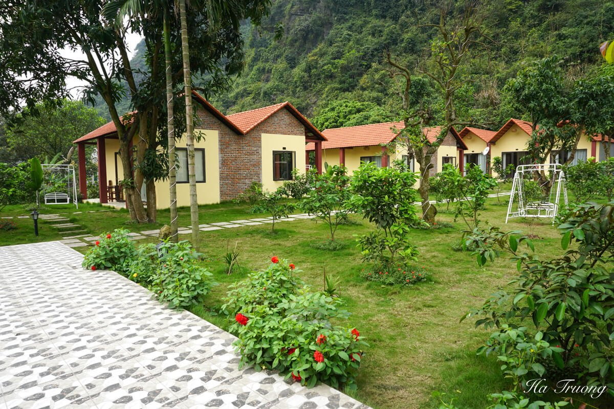 best places to stay in Ninh Binh Trang An Retreat
