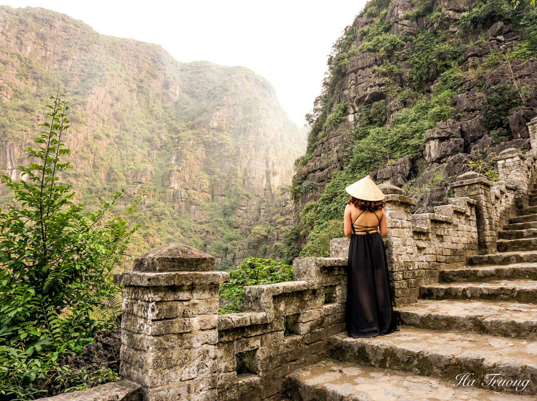 Mua Cave Viewpoint Ninh Binh Vietnam