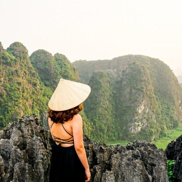 Mua Cave Ninh Binh Vietnam