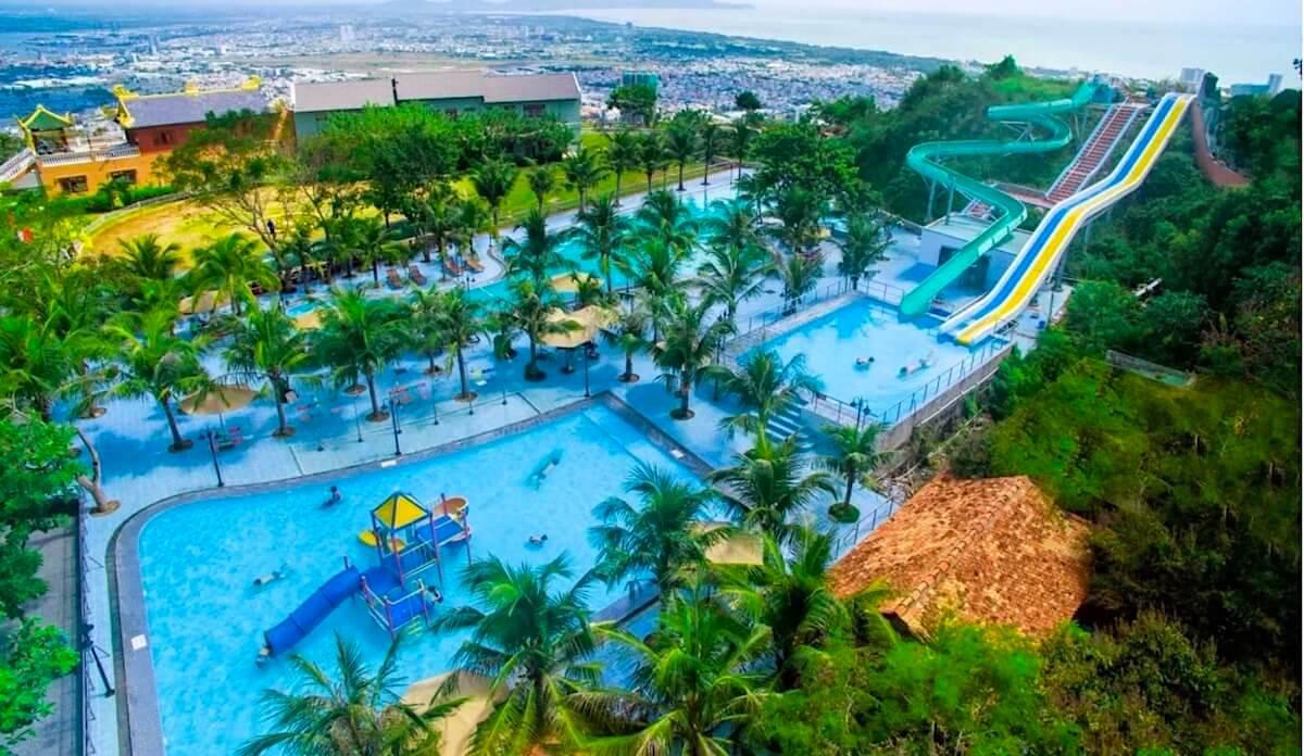 Ho May Park Vung Tau Vietnam