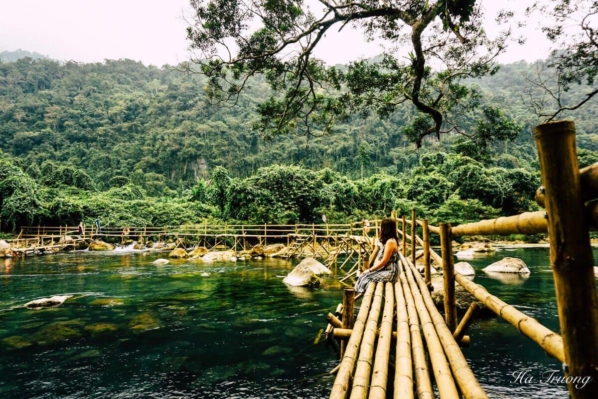 travel guide to Mooc Spring Phong Nha Vietnam