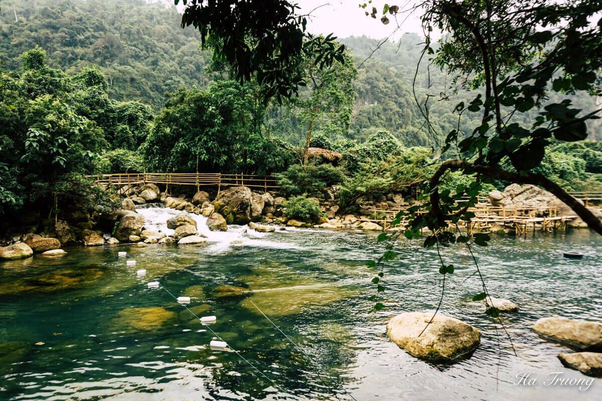 best things to do in Mooc Spring Phong Nha Vietnam