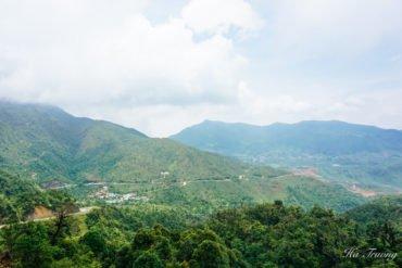 Travel guide to O Quy Ho Pass Sapa Vietnam