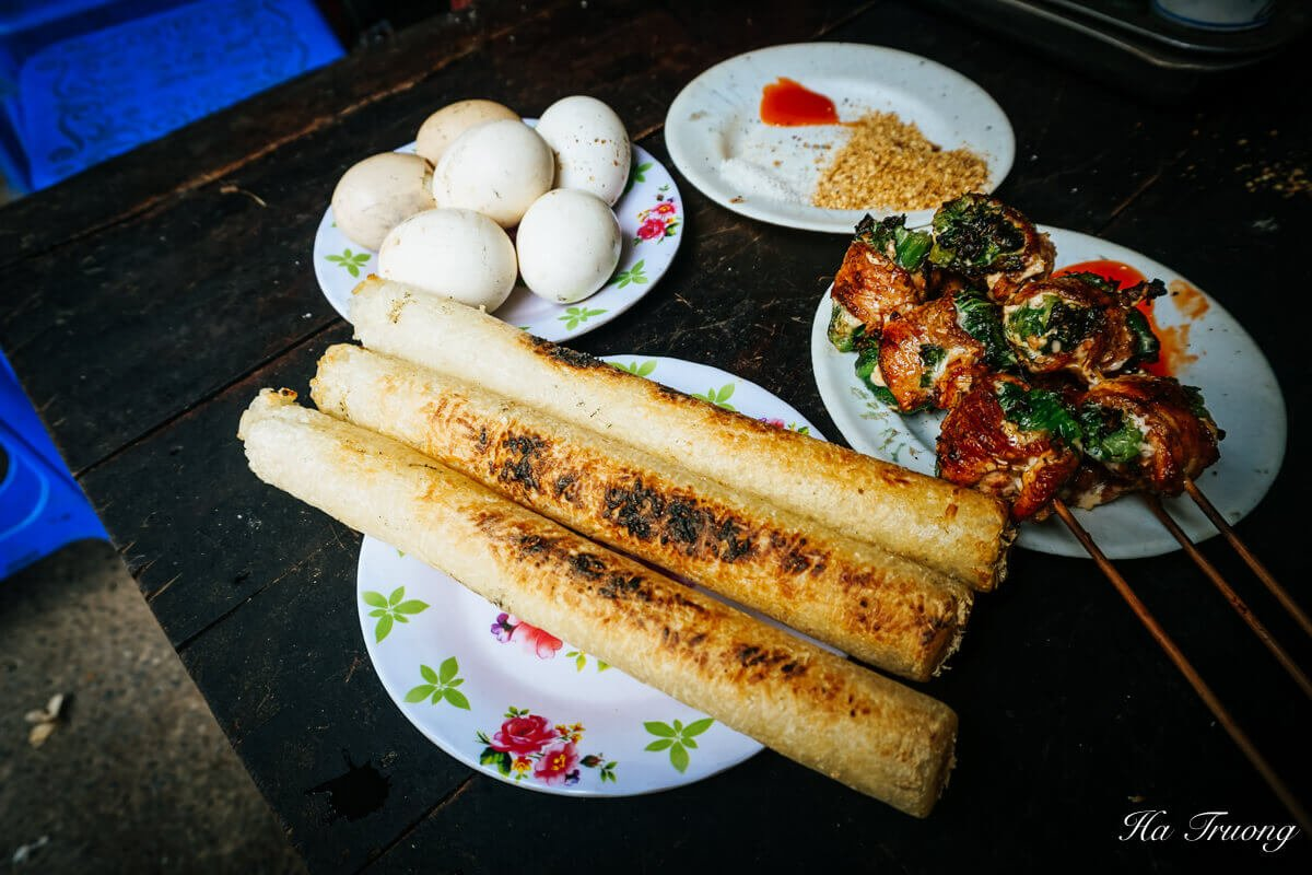 things to eat in Sapa Vietnam