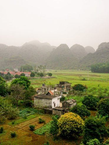 Hanoi to Cat Ba island Vietnam