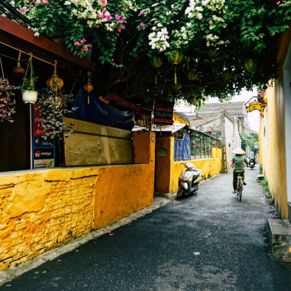 best time to visit Hoi An Vietnam ancient town