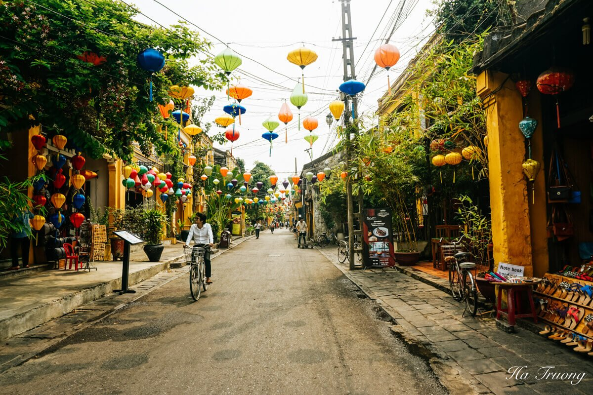 Hoi An Vietnam bicycle