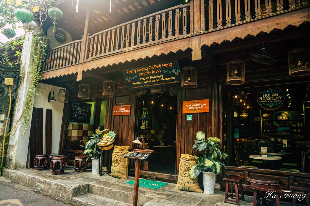 Hoi An Vietnam coffee shop