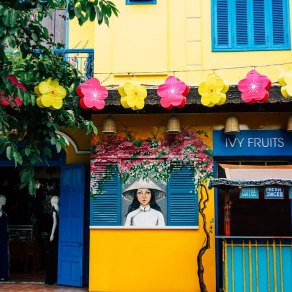 Da Nang to Hoi An Vietnam