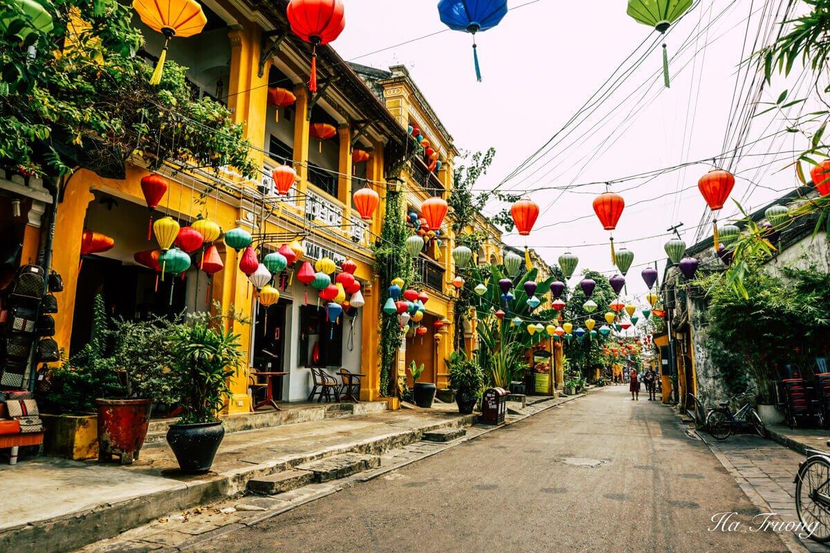 Hoi An Vietnam old town