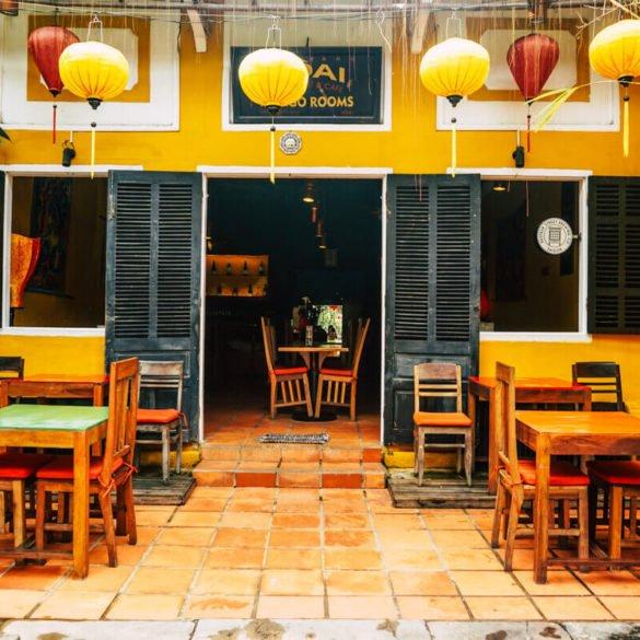 Nha Trang to Hoi An Vietnam