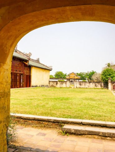 Hue Imperial City Vietnam travel guide