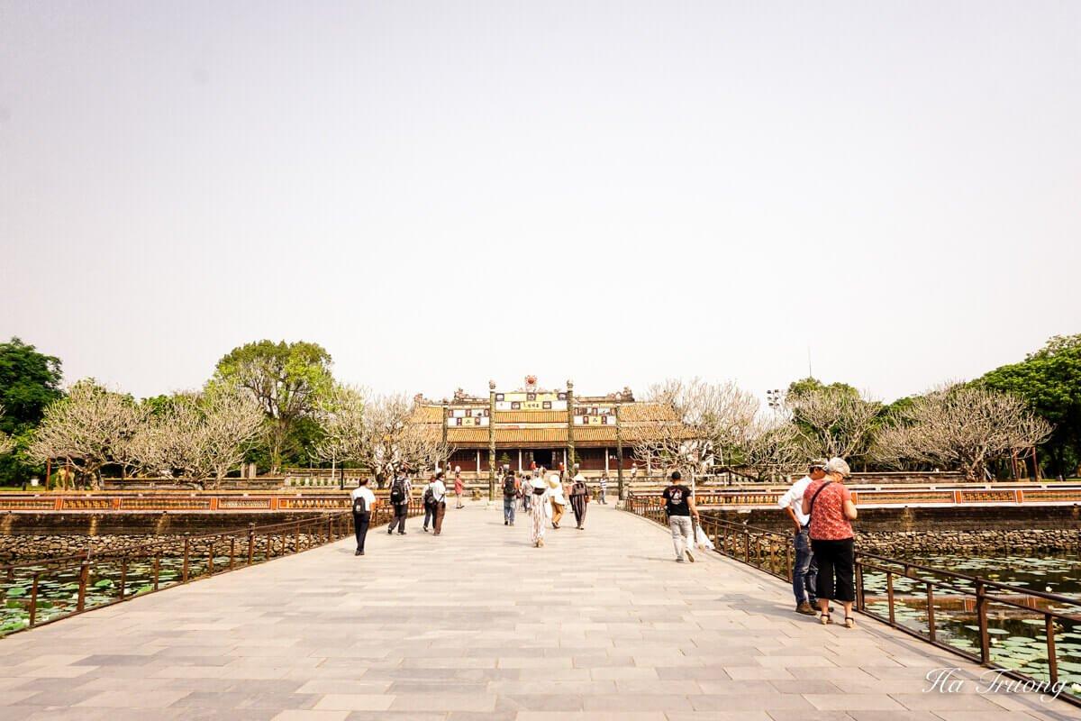Thai Hoa Palace Hue Vietnam