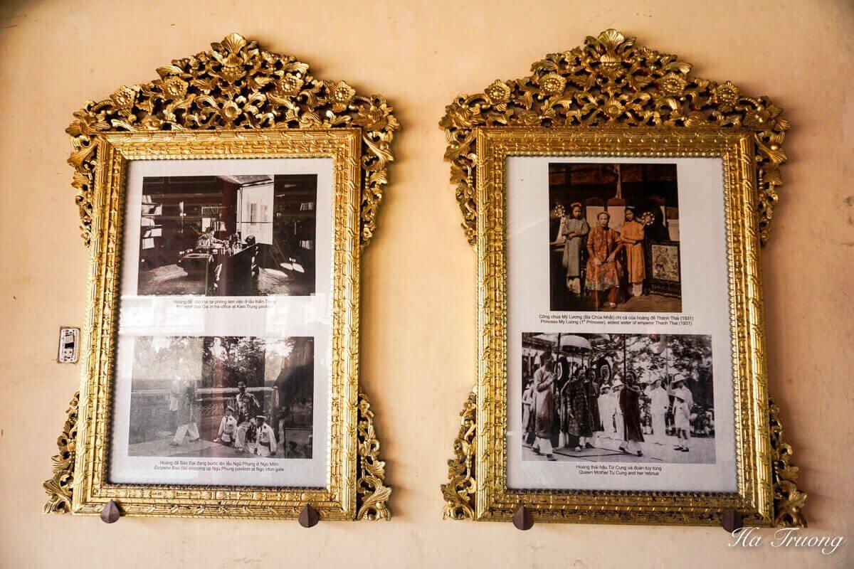 Hue Imperial City Vietnam exhibition