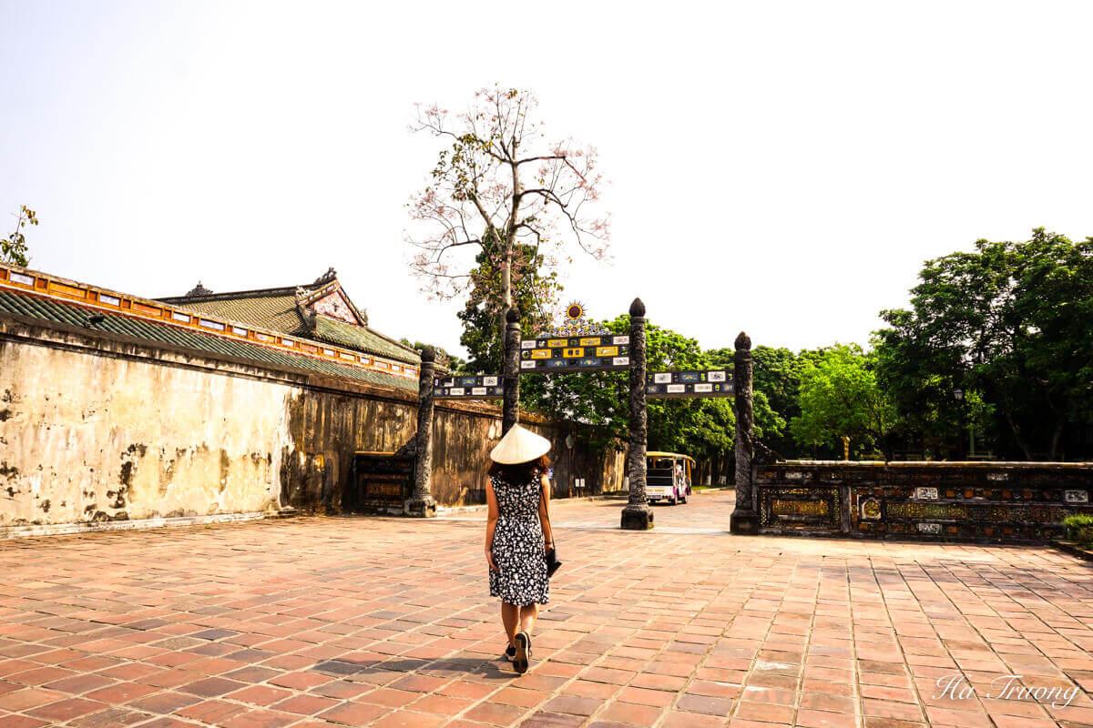 Hue Imperial City Vietnam travel guide