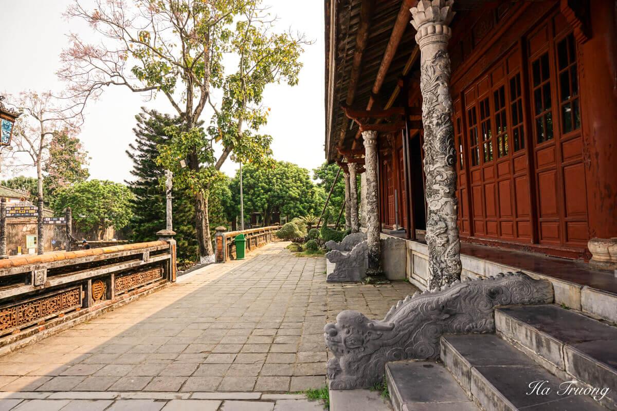Thai Hoa Palace Hue