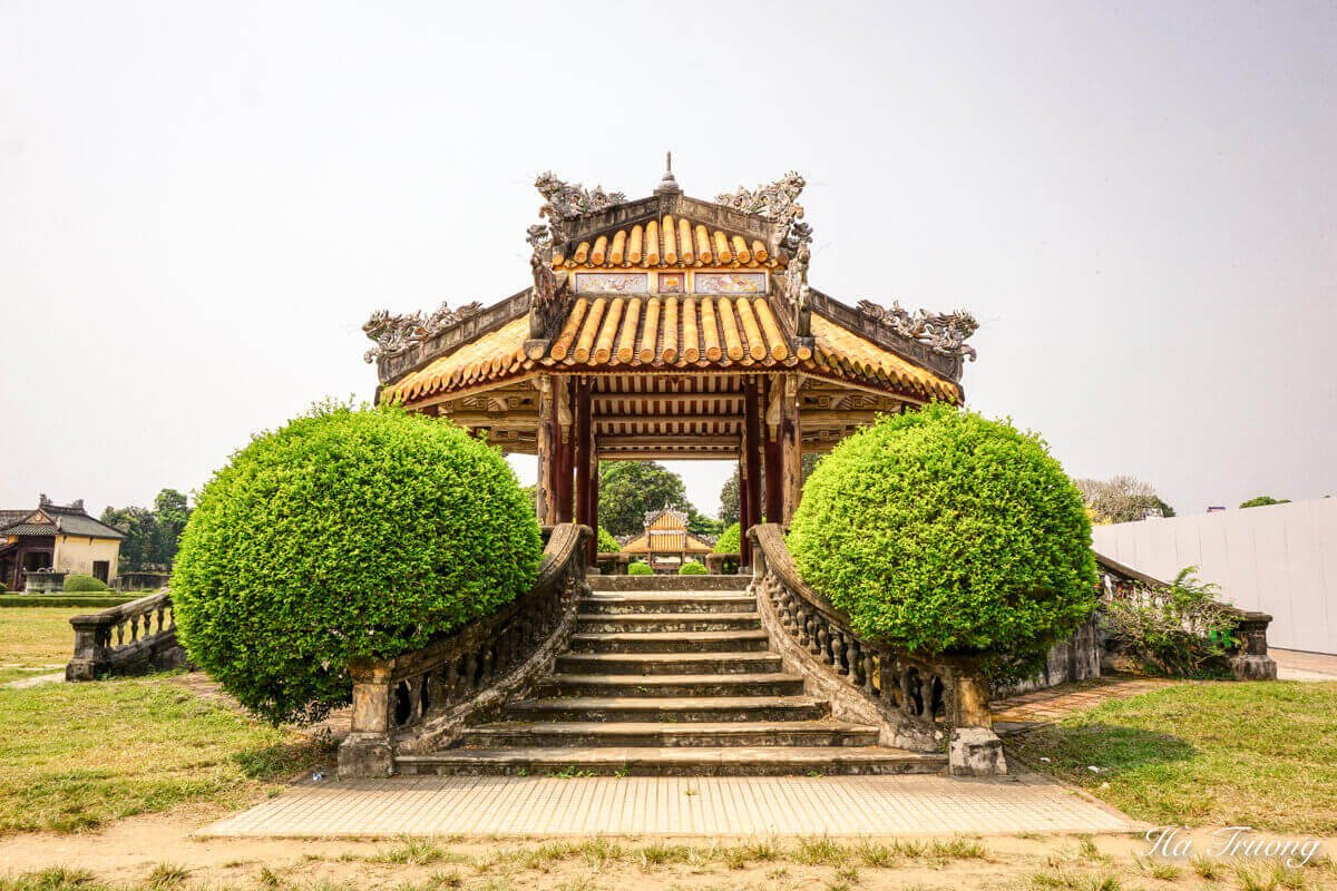 Hue Imperial City Vietnam photo