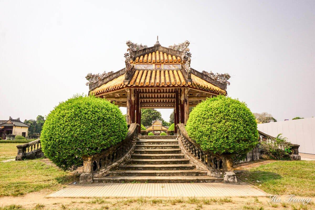 Hue Imperial City Vietnam photo