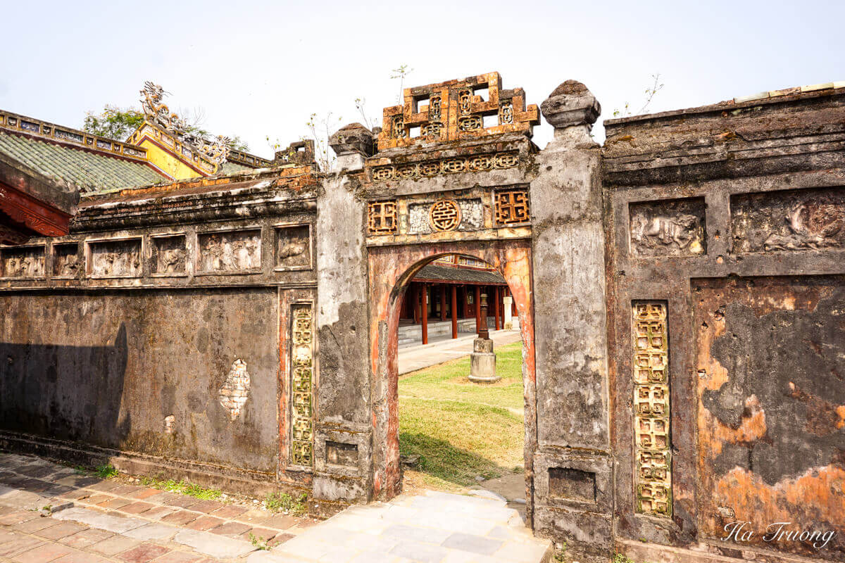 Hue Imperial City Vietnam picture