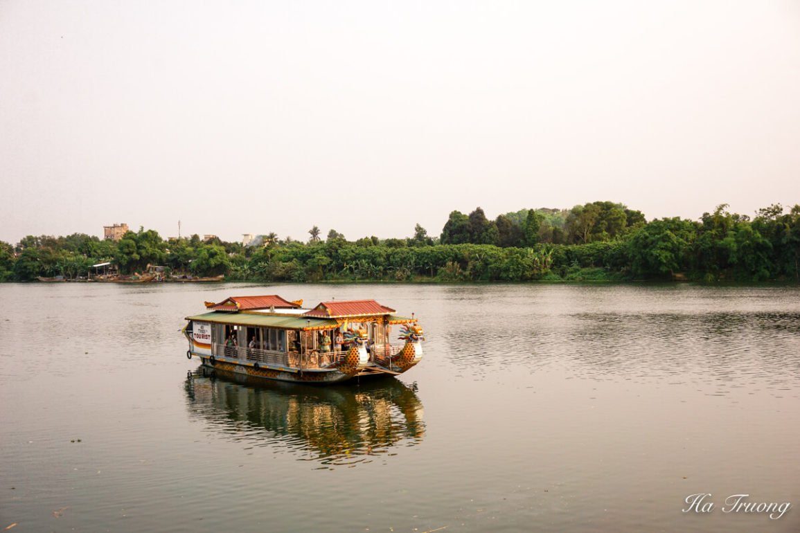 best things to do in Hue Vietnam cruise