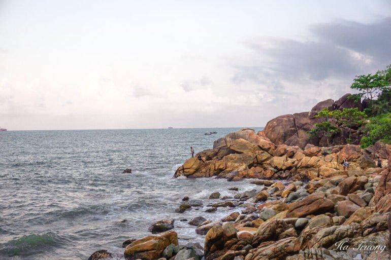 Da Nang to Quy Nhon Binh Dinh Vietnam