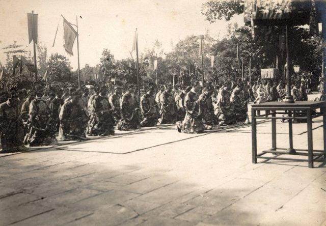 Nguyen Dynasty Hue Vietanm