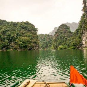 Trang An Ninh Binh Vietnam travel guide