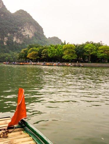 Hoi An to Ninh Binh Vietnam