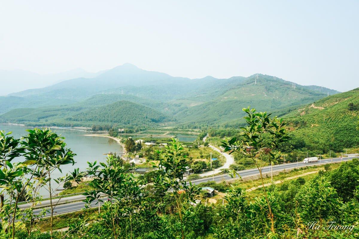 Hue to Da Nang Vietnam road trip