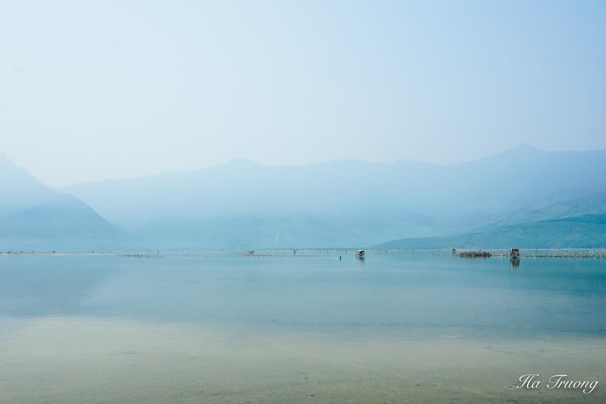 Lap An Lagoon Vietnam
